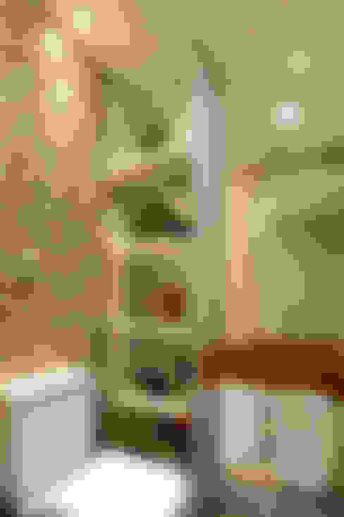 Salle de bains de style  par Cris Nunes Arquiteta