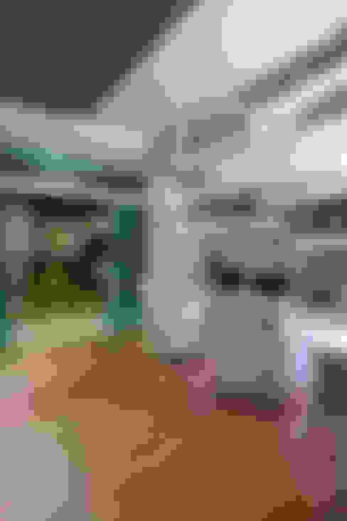 Oficinas de estilo  por Arquiteto Aquiles Nícolas Kílaris