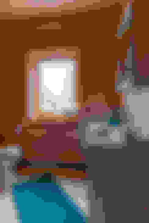 Bathroom by THULE Blockhaus GmbH - Ihr Fertigbausatz für ein Holzhaus