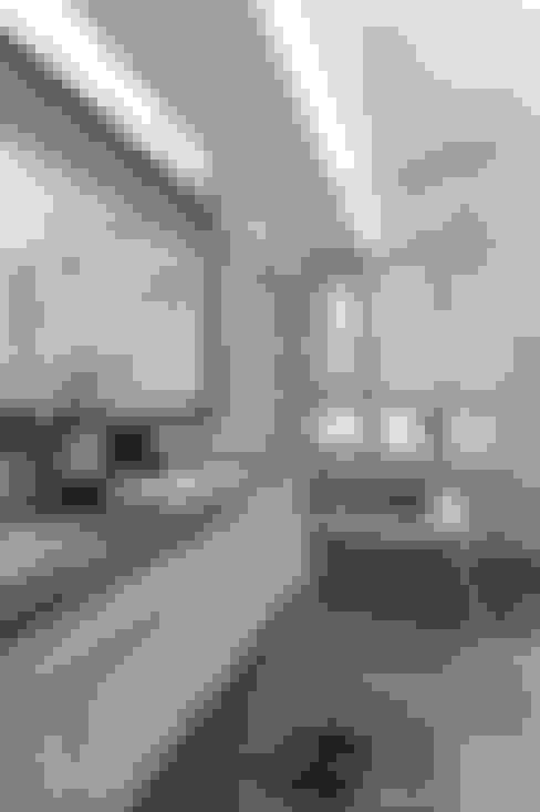 Phòng tắm by Green Leaf Interior青葉室內設計