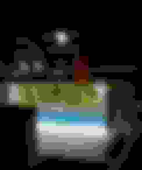 Zwembad door 3rdskin architecture gmbh
