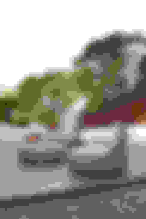 Terrace by ARRCC