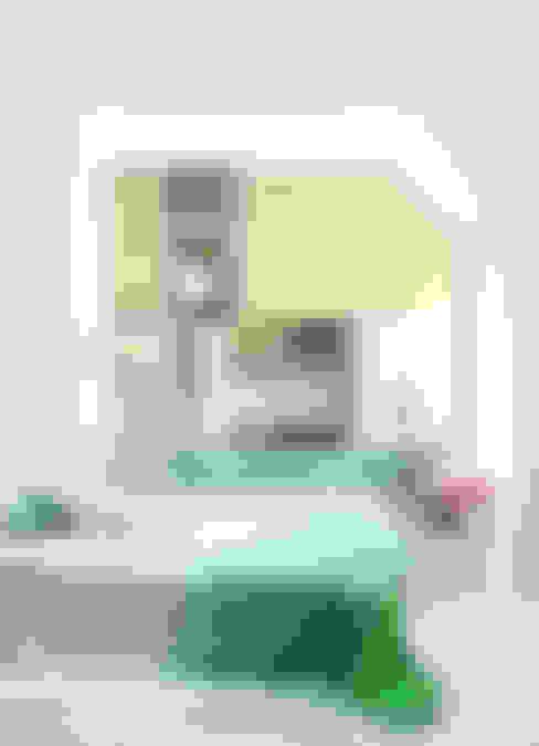 CABINET – Çatı katı alanınızı genişletin:  tarz Yatak Odası