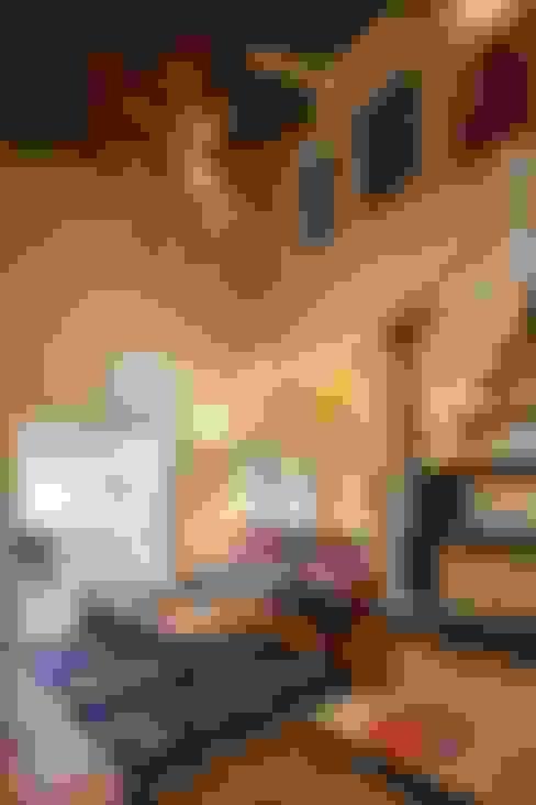 Living room by dwarf