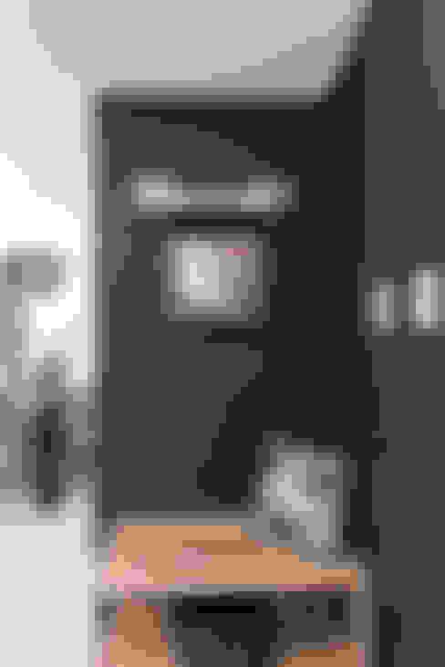 Corridor & hallway by 你你空間設計