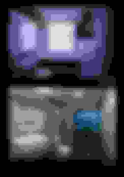 Renovate บ้านเดี่ยว 3 ชั้น:   by สายรุ้งรีโนเวท