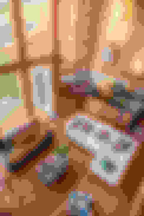 Fenêtres & Portes de style  par Almazan Arquitectura y Construcción