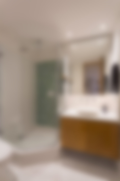 Bathroom by Bloque B Arquitectos