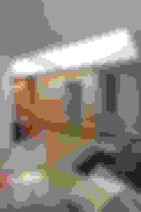 Arbeitszimmer von AtelierSUN