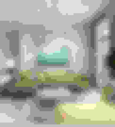 Living room by Tanya Andreeva