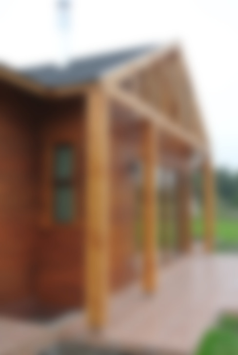 Casa en Talagante: Casas de estilo  por AtelierStudio