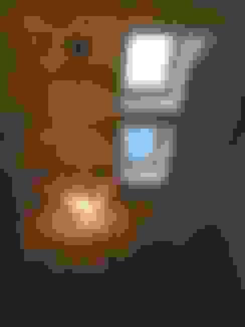 Коридор и прихожая в . Автор – Roundhouse Architecture Ltd