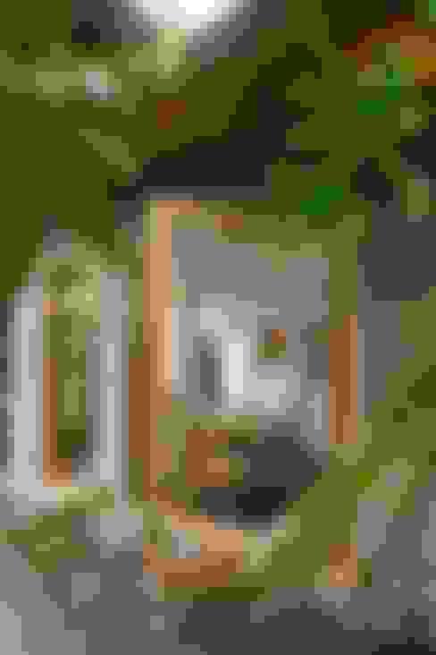 Pivot Door:  Windows  by A2studio