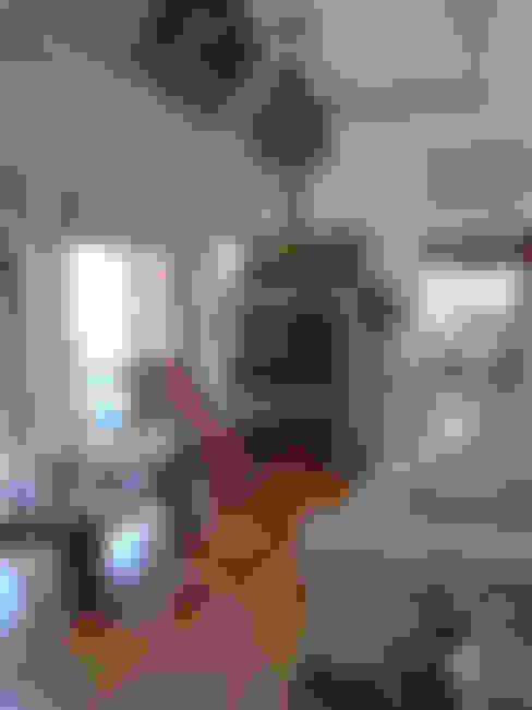 Living room by Territorio Arquitectura y Construccion - La Serena