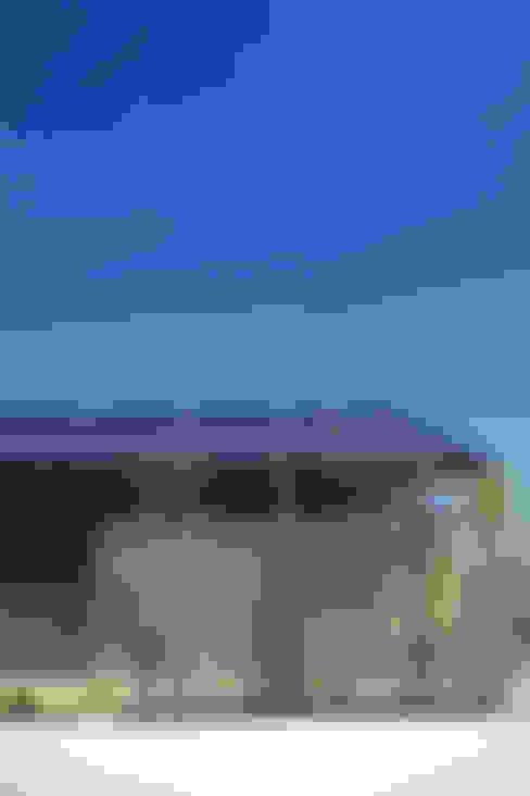 منازل تنفيذ 環アソシエイツ・高岸設計室