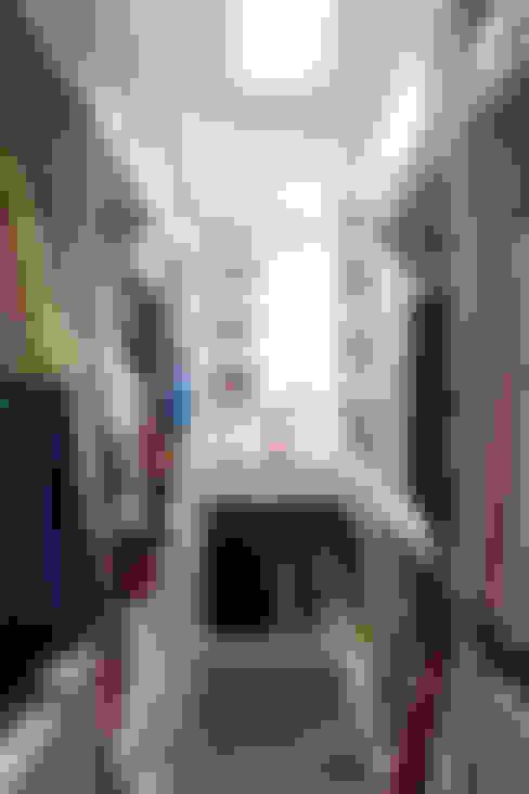 Dressing room by Amanda Pinheiro Design de interiores
