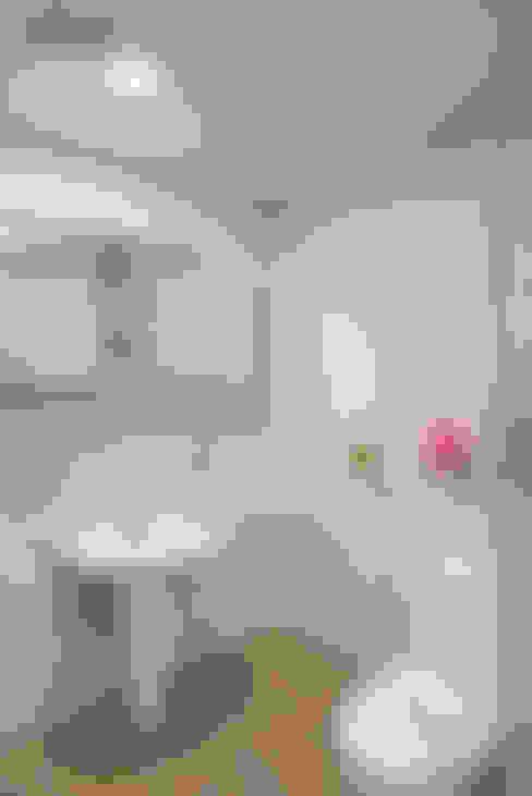 浴室 by 꿈애하우징