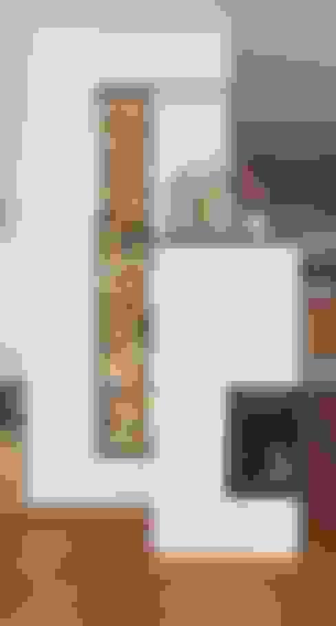 غرفة المعيشة تنفيذ melle-metzen architects