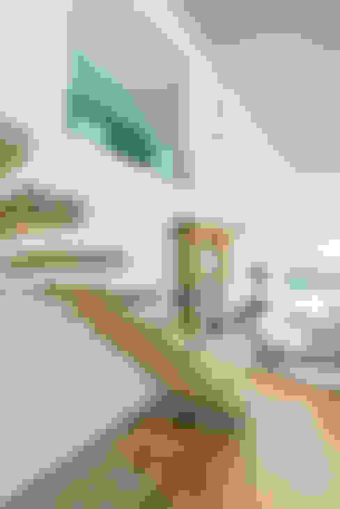 الممر والمدخل تنفيذ Barc Architects