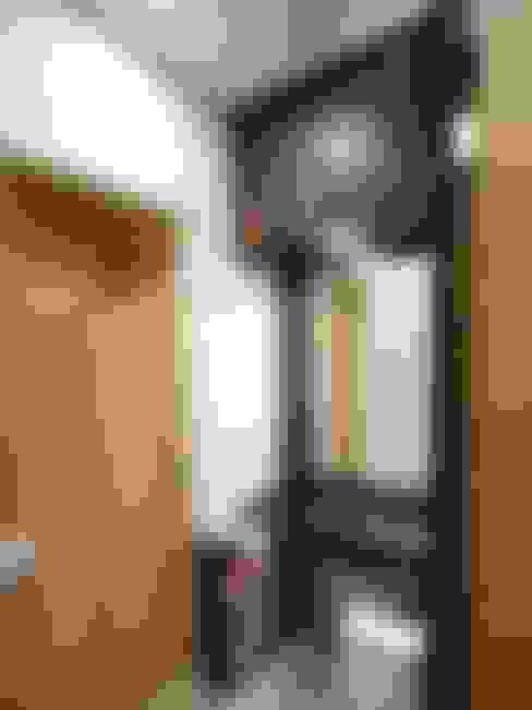 化妝桌:  更衣室 by 協億室內設計有限公司
