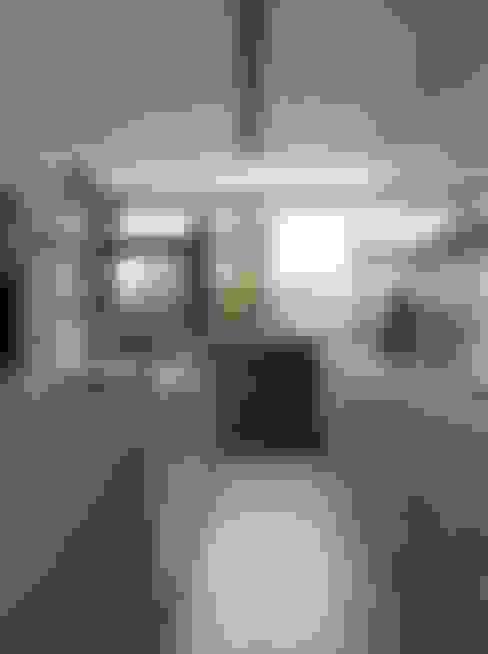 Cozinhas  por 洪文諒空間設計