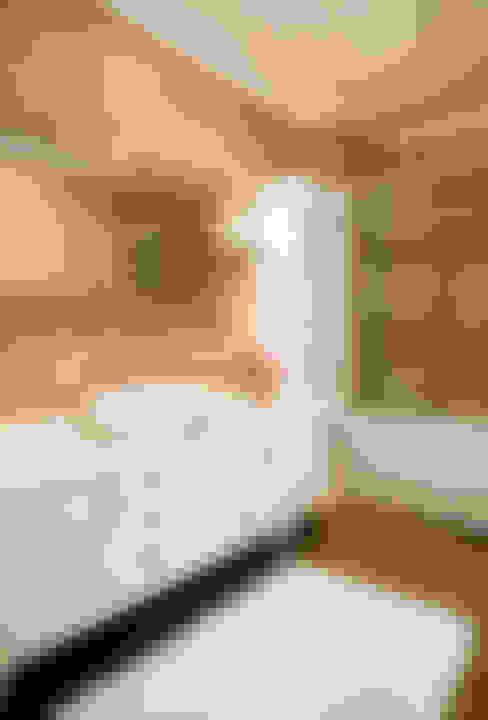 Salle de bains de style  par Öykü İç Mimarlık