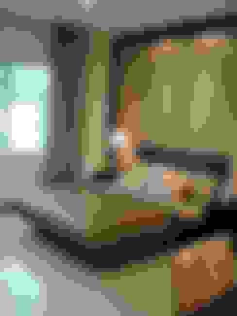 斷熱氣密高效節能─魔法瓶住宅:  臥室 by 台日國際住宅股份有限公司