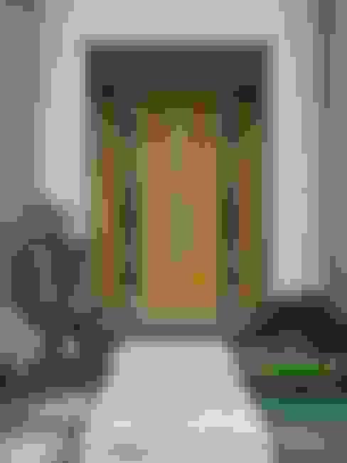 斷熱氣密高效節能─魔法瓶住宅:  房子 by 台日國際住宅股份有限公司