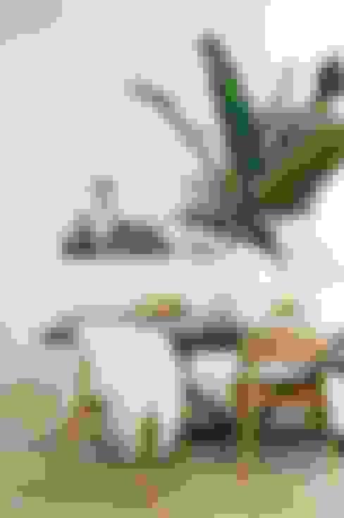 غرفة السفرة تنفيذ Amélia Barbieri Interior Design