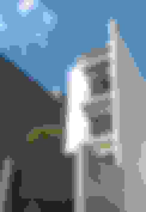 兆博建築의  주택