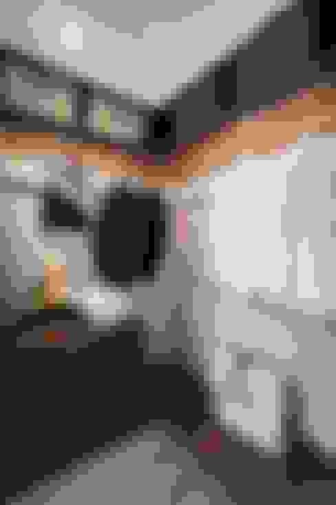 Dressing room by 你你空間設計