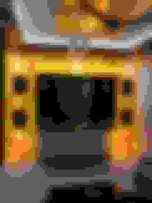 NIT-1 Faridabad:  Media room by Avant Garde Design