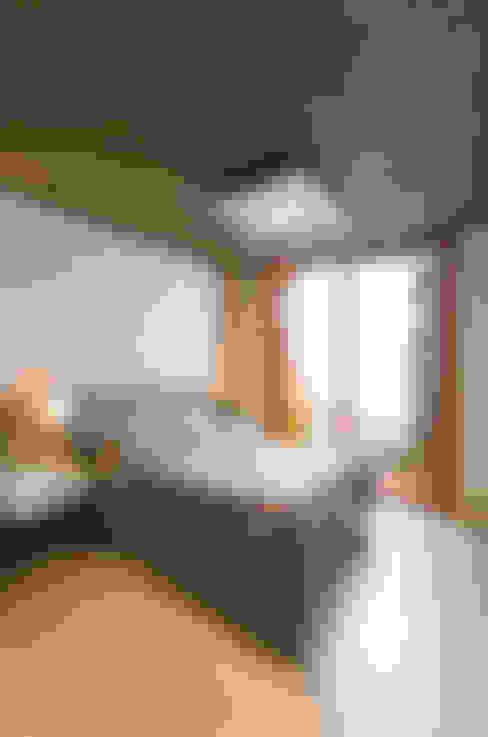 Phòng ngủ by Diego Alcântara  - Studio A108 Arquitetura e Urbanismo