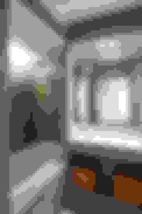 حمام تنفيذ Dominique Paolini Design