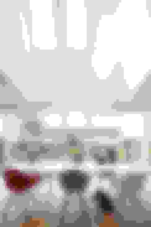 Dining room by Falke Architekten
