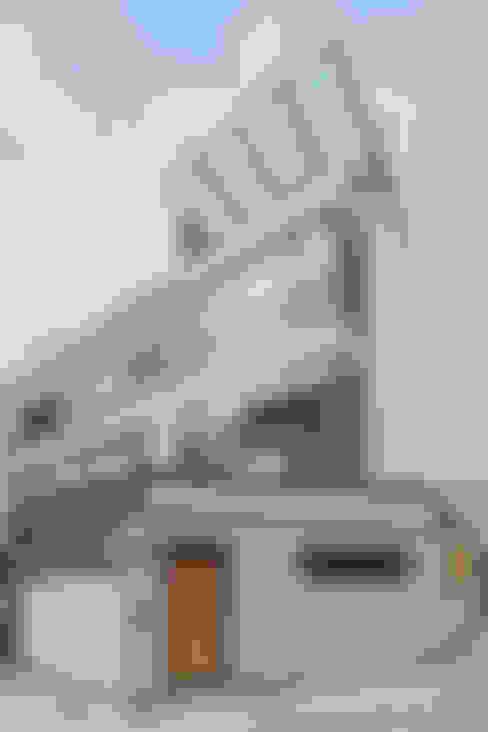 建築外觀:  房子 by 映荷空間設計