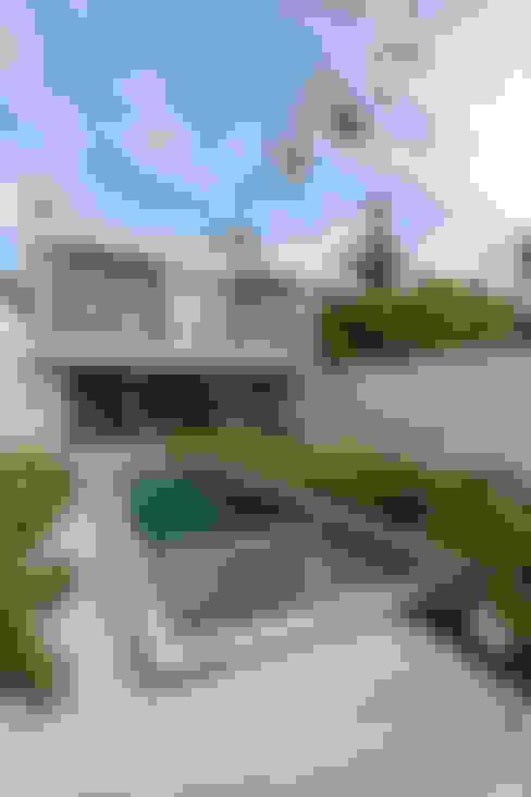 Casas de estilo  por BAM! arquitectura