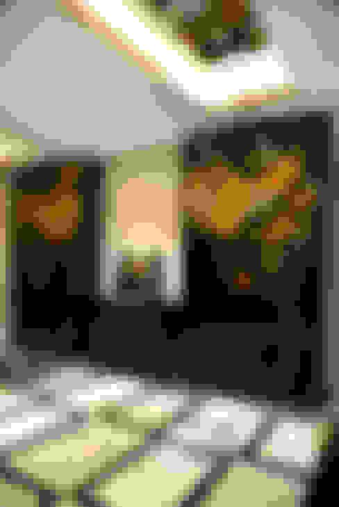 الممر والمدخل تنفيذ 舍子美學設計有限公司