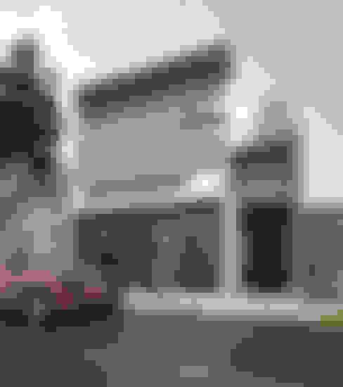 Maisons de style  par Protocolo Ingeniería & Arquitectura