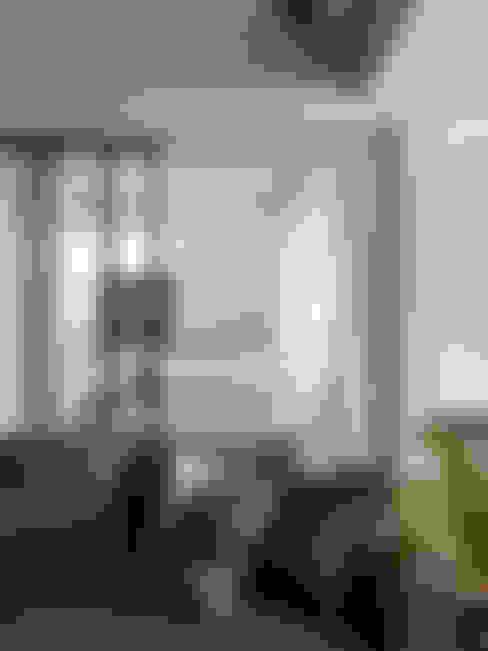 غرفة نوم تنفيذ 御見設計企業有限公司