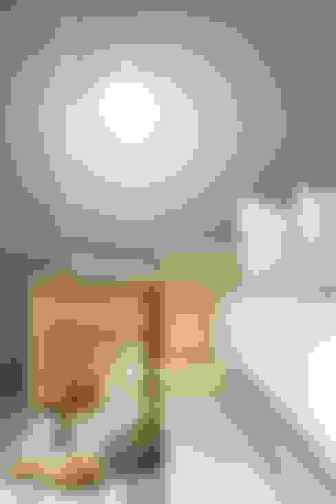 主光源與氣氛光源的一拍即合:  臥室 by 磨設計