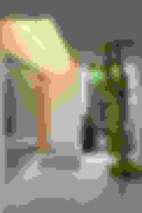 走廊 & 玄關 by a21studĩo