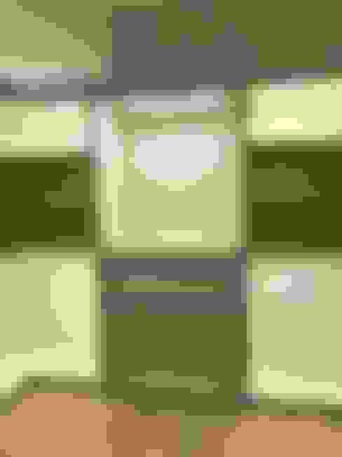 CABINET – Cabinet dolap sistemleri proje çalışması:  tarz Giyinme Odası