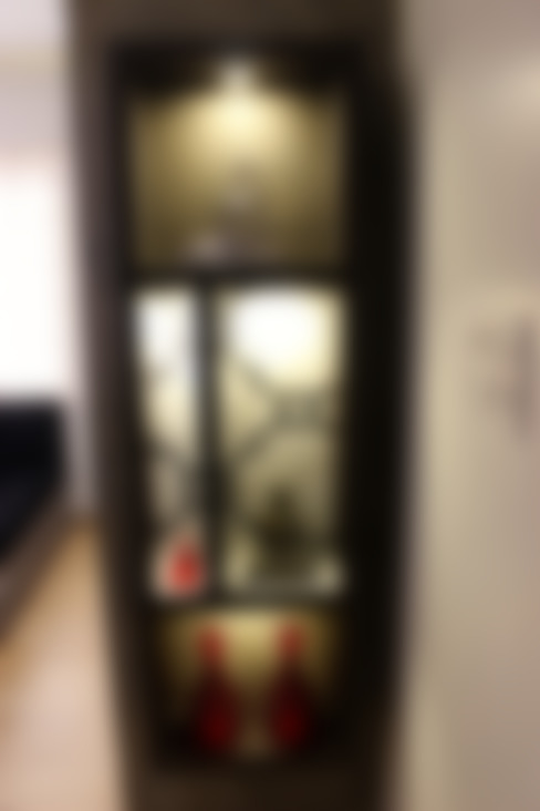 Mystic Moods,Pune:  Bedroom by H interior Design
