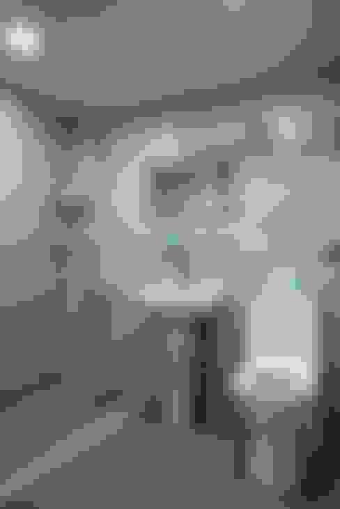 浴室:   by 寬軒室內設計工作室