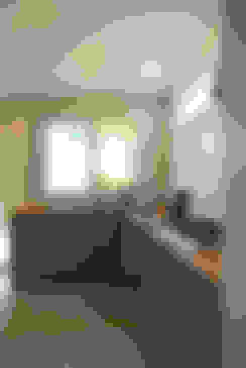 Küche von B² atelier d'architecture