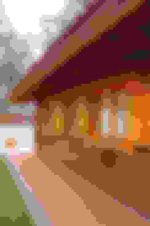 Holzhaus von Rusticasa