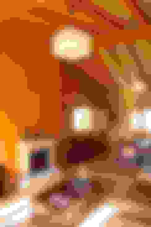 Wohnzimmer von Rusticasa
