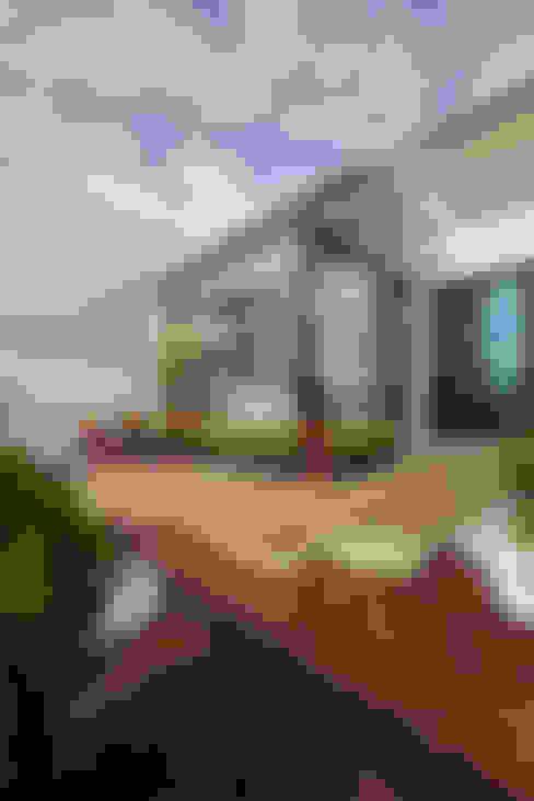 隨意隨心,恰如其分的空間:  庭院 by 楊允幀空間設計