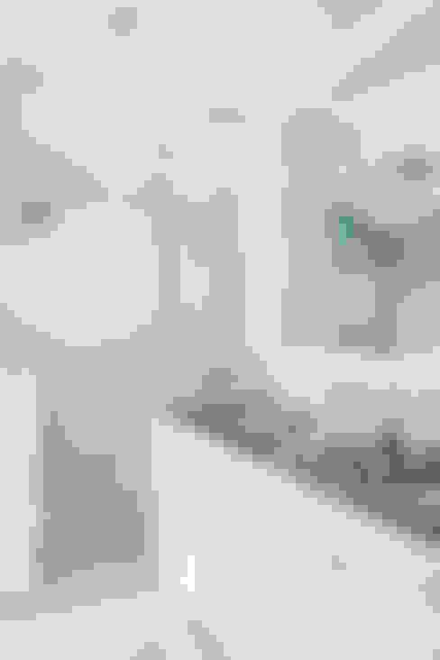 حمام تنفيذ Frahm Interiors